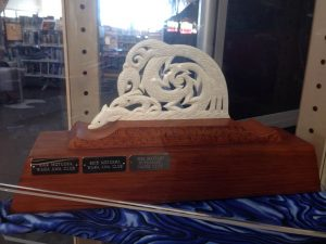 Waka Ama Trophy - Top of the South Winter Inter club series 2017