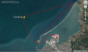 long distance waka ama training paddle data